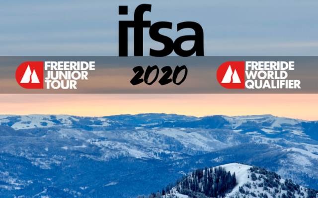 Welcome to 2020 - IFSA Info for 2020 Athletes